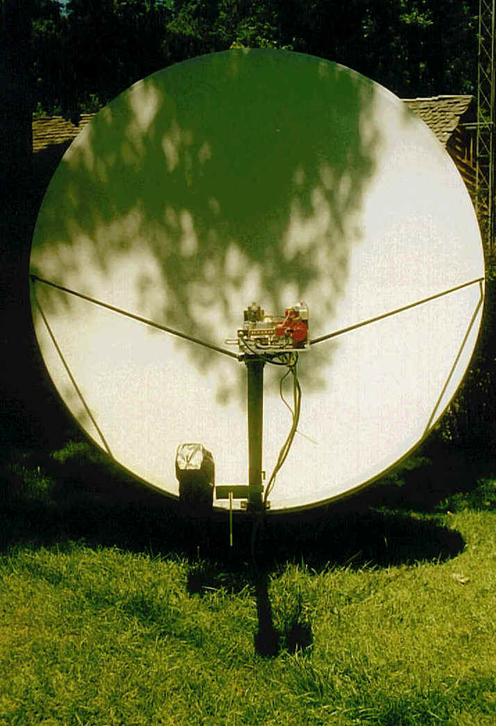 10 GHz EME