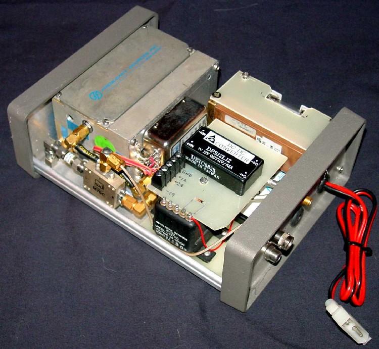 Small 10 GHz transverter