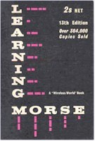 Learning Morse, H. F. Smith, Wireless World, 1966