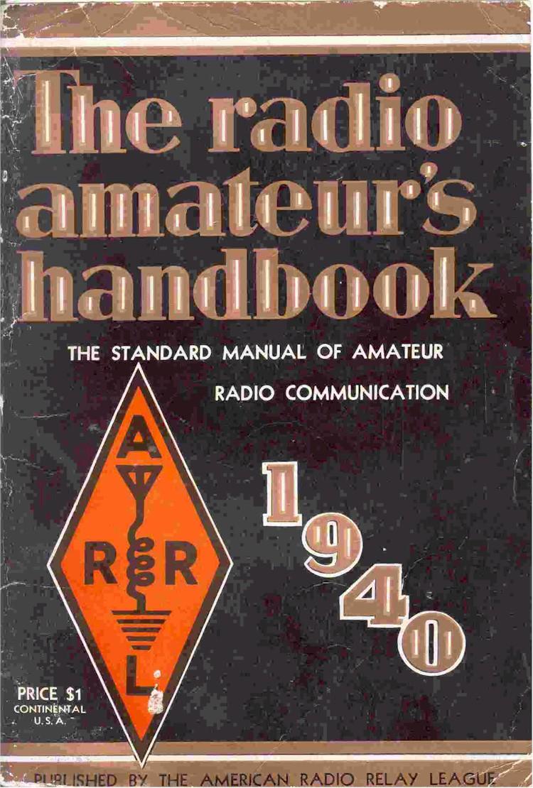 Arrl Handbook Pdf