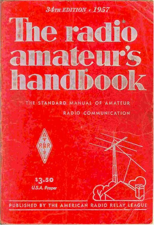 ARRL : Technical : ARRL Handbook (20Softcover Edition)