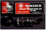 Monarch KY-104/BZ-100 key buzzer combination