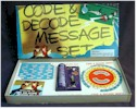 Pressman Toy Corp Code & Decode Message Set (single)