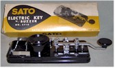 SATO No. 3710 Electric Key w/buzzer