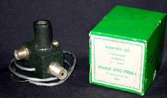 DKC-TRM-1 HF TR Switch (requires external filament and B+ power)