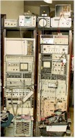 Microwave test equipment